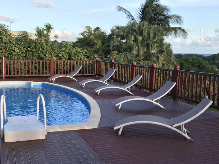 piscine villa colombine